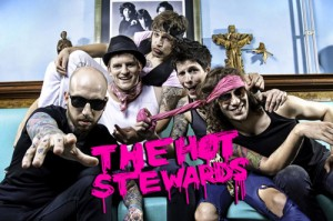 The Hot Stewards2 300x199 The Hot Stewards   11 juni Wantijpop